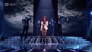 Cheryl Cole-Promise This live at The X-Factor UK 720p HD