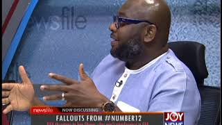 Fallouts from #Number12 - Newsfile on JoyNews (18-8-18)