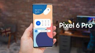 Google Pixel 6 Pro - TOP 10 NEW FEATURES