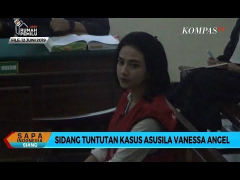 Vanessa Angel Didakwa Pasal Undang-Undang ITE