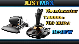Thrustmaster T.16000m FCS Hotas worth buying? [REVIEW]