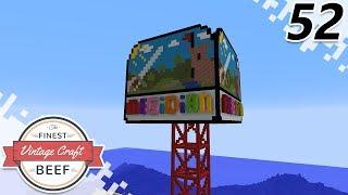 Nowhere Is Safe! - VintageCraft Server - EP52 (Minecraft Video)