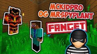 MCKIDPRO & MRSPYPLANT FANGET!! - OPPrison #10