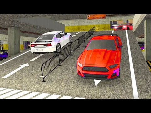 Multi Storey Car Parking 3D - Android Gameplay HD - By Game Sim Studios | Cars Parking For Kids