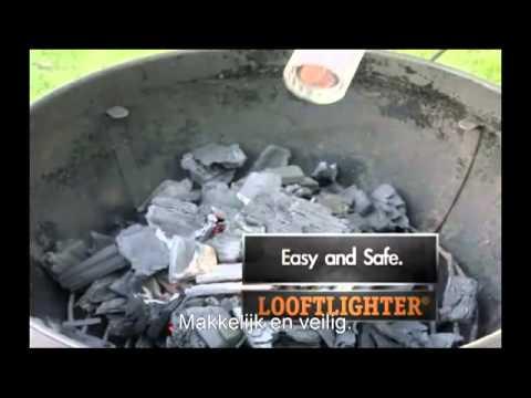 Looftlighter instructie video