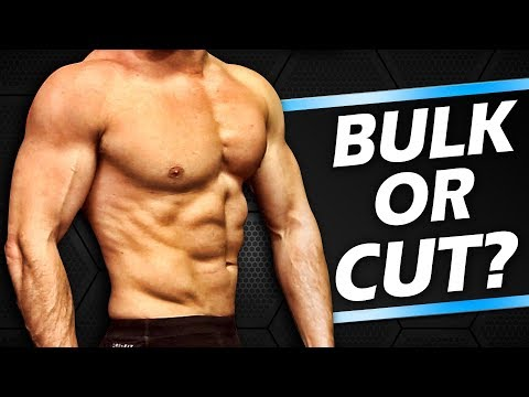 Should You Lose Weight Or Bulk First?   GET RIPPED BY SUMMER!