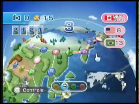 Around the World Wii