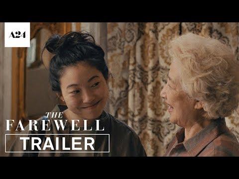 Video trailer för THE FAREWELL | Official Trailer HD | A24