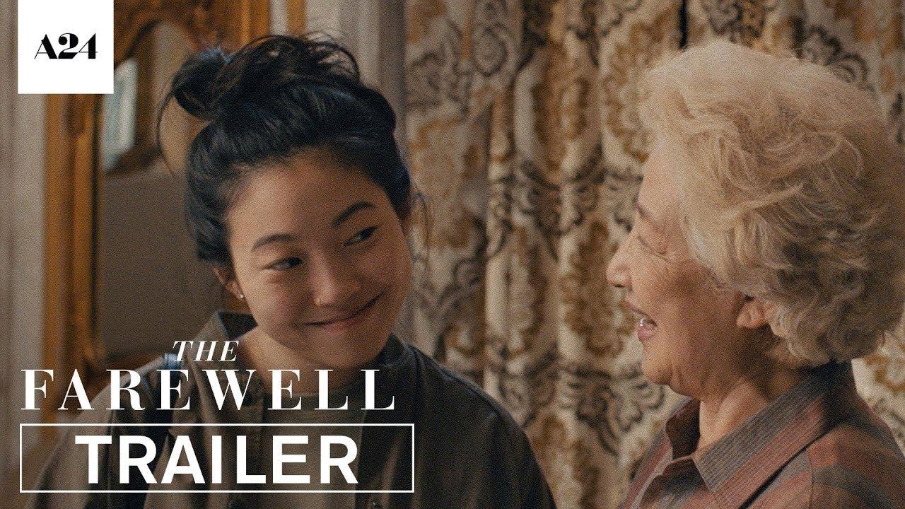 Trailer för The Farewell