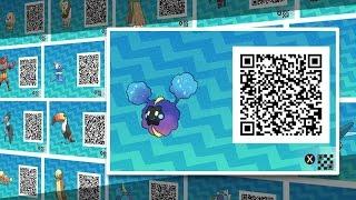 Pokémon Sol Y Luna - Códigos Qr