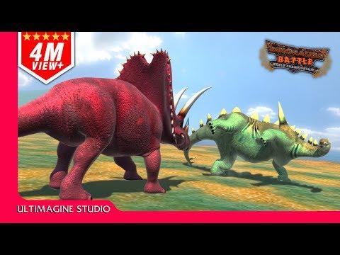 Dinosaurs Battle s1 GD4