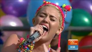 Miley Cyrus - I'll Take Care Of You (AUDIO HQ)