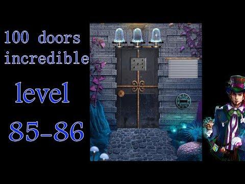 100 doors incredible,Walkthrough/Невероятный мир прохождение level-85-86