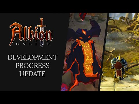 Albion Online Gives Development Progress Update