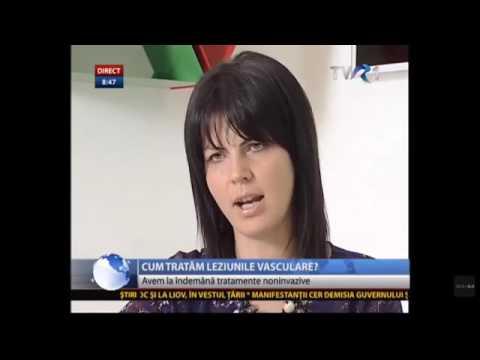 Dr Andreea Iftimie, Clinica Fazzada, la emisiunea Melvinei Ionescu