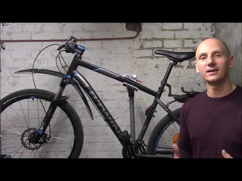 Review: Btwin Rockrider 520 mountain bike from Decathlon
