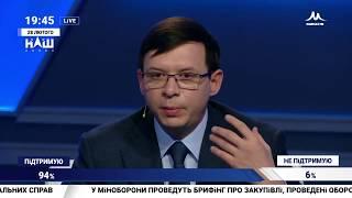 Мураев: Лавры Януковича не дают покоя Порошенко