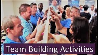 Team Building Activities - Sales Leadership Team Development