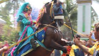 Atraksi Kuda Jingkrak || Arak Arakan Kuda Desa Tursino || 17 November 2019 || Part 1