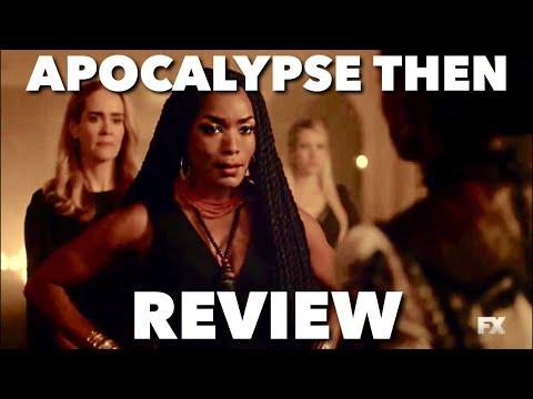 AHS: Apocalypse   Ep. 10 'Apocalypse Then' REVIEW