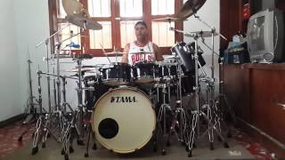 "Anthrax: - Discharge - ""Drum Cover"""