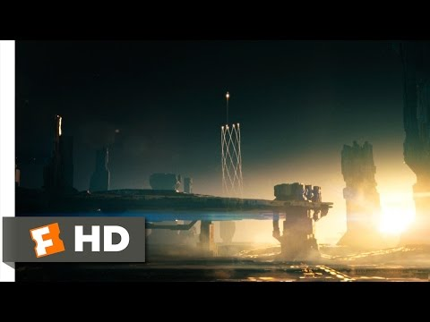 Transformers: Dark of the Moon (1/10) Movie CLIP - Escape from Cybertron (2011) HD