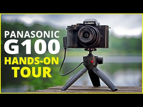 External Review Video Roo39lIUrdU for Panasonic LUMIX DC-G100 Micro-Four-Thirds Camera (DC-G100V w/ Tripod Grip DMW-SHGR1)