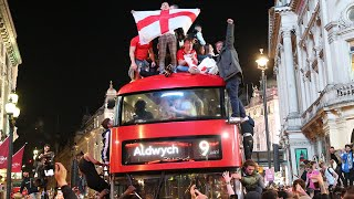 video: England players scramble for extra tickets for friends and family to attend Wembley final