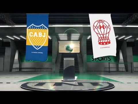 Boca vs Huracán por TNT Sports