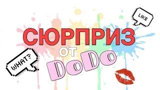 DoDo VLOG: СЮРПРИЗ от DODO