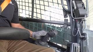 John Deere 331G Controls