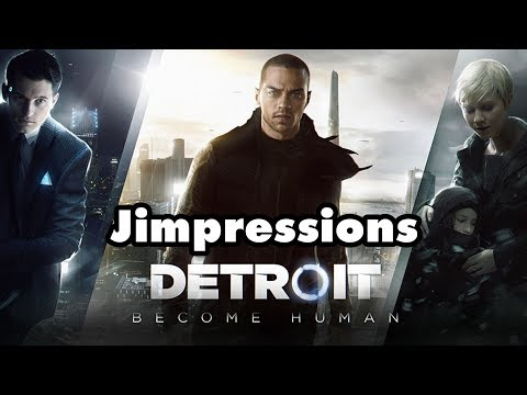 Detroit: Become Human – Crazy Fat Ethel II (Jimpressions) video thumbnail