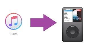 Tutorial   Cómo pasar música desde iTunes a un iPod
