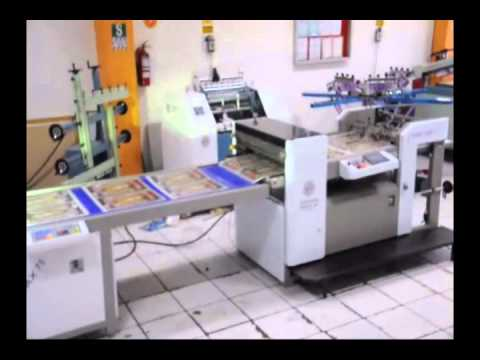 BARNIZADORA UV AUTOMATICA speed coater 75 nuevo