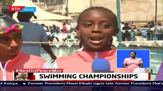 Nairobi junior swimming championships resumes with Makina school holding the event