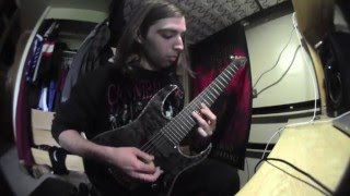 Spawn of Possession - Apparition - Guitar Cover
