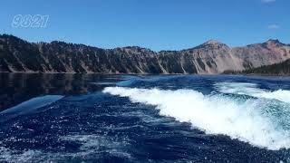 دریاچه کریتر  /Crater Lake