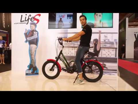 Eurobike 2017: Corratec Life S - Stylisches kompakt-E-Bike