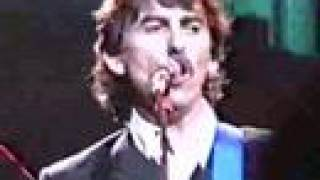 George Harrison Roll Over Beethoven Royal Albert Hall 1992