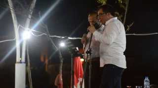 Tirebolu Belediyesi Ramazan Programı 1 Tenzile Erdoğan Şiiri  Fatih Akbaba & Abdullah Karapıçak