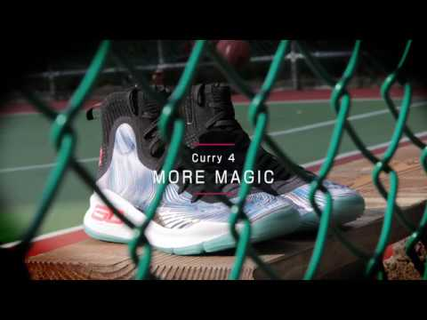 Curry 4 More Magic 開箱