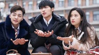 Main tera boyfriend    Love story    The  great seducer    korean mix