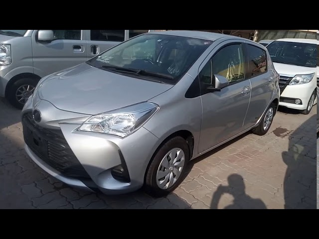Toyota Vitz F Limited 1.0 2017 for Sale in Gujranwala