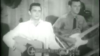 Get Rhythm - Johnny Cash  (Video)