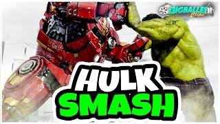 HULK SMASH || Movie Clips - the avengers - Hulk vs Iron Man