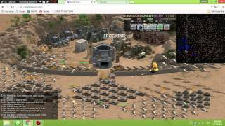 Alpha wars 2: enemy Attack heli base with 270 Tiger in map 266 - 260:920
