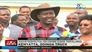 Nasa rift widens as Raila 'snubs' meet - VIDEO