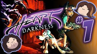 Heart of Darkness: Gotta Find My Dog! - PART 1 - Game Grumps