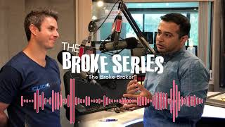 The Broke Broker Series. Interview with Andrew Holmes