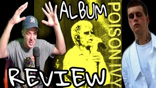 TOO CREATIVE?!!   Yung Lean ~ Poison Ivy | #InRotation Album REVIEW